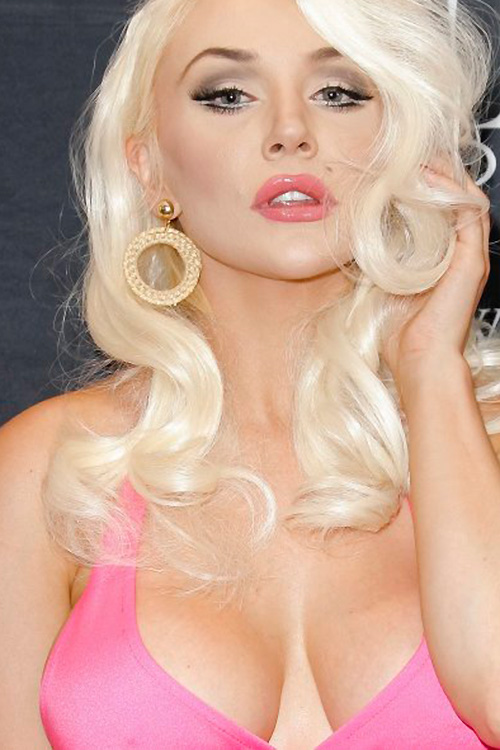 Courtney Stodden at 'Courtney' Reality TV Show Launch